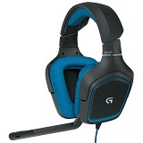LOGITECH G430 Gaming Headset [981-000538] - Gaming Headset